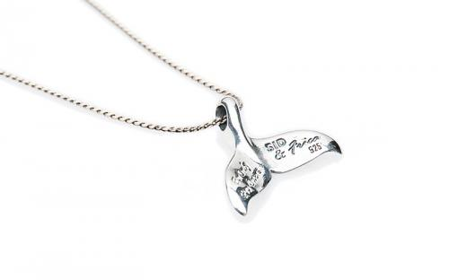 DOLPHIN NECKLACE 1