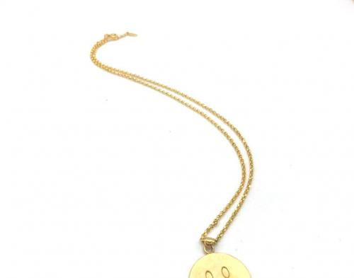 SMILE PENDANT NECKLACE